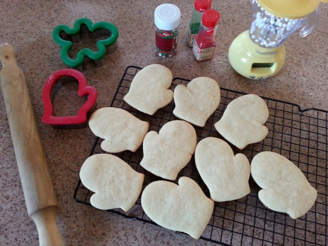 Cookie Baking (Small)
