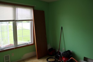Loud Green Spare Room