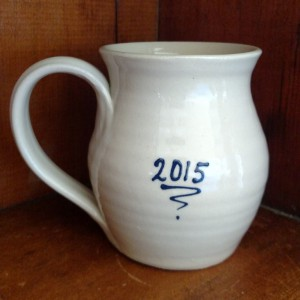 Collector's Mug 2015 Back