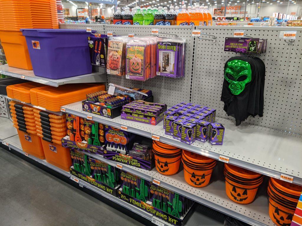 Fleet Farm Halloween Decor
